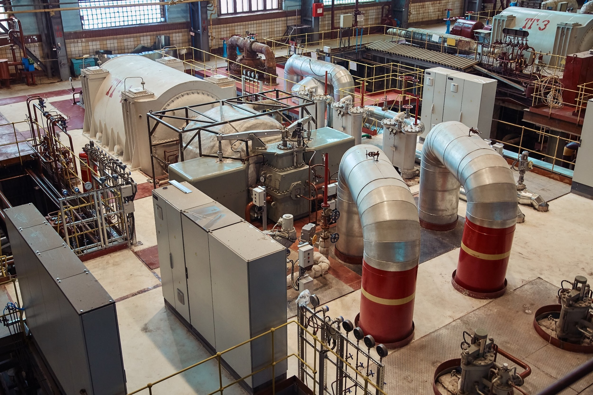 Prosoft-Systems aided the automation of retrofitted turbo generator of Novo-Ryazan thermal power station