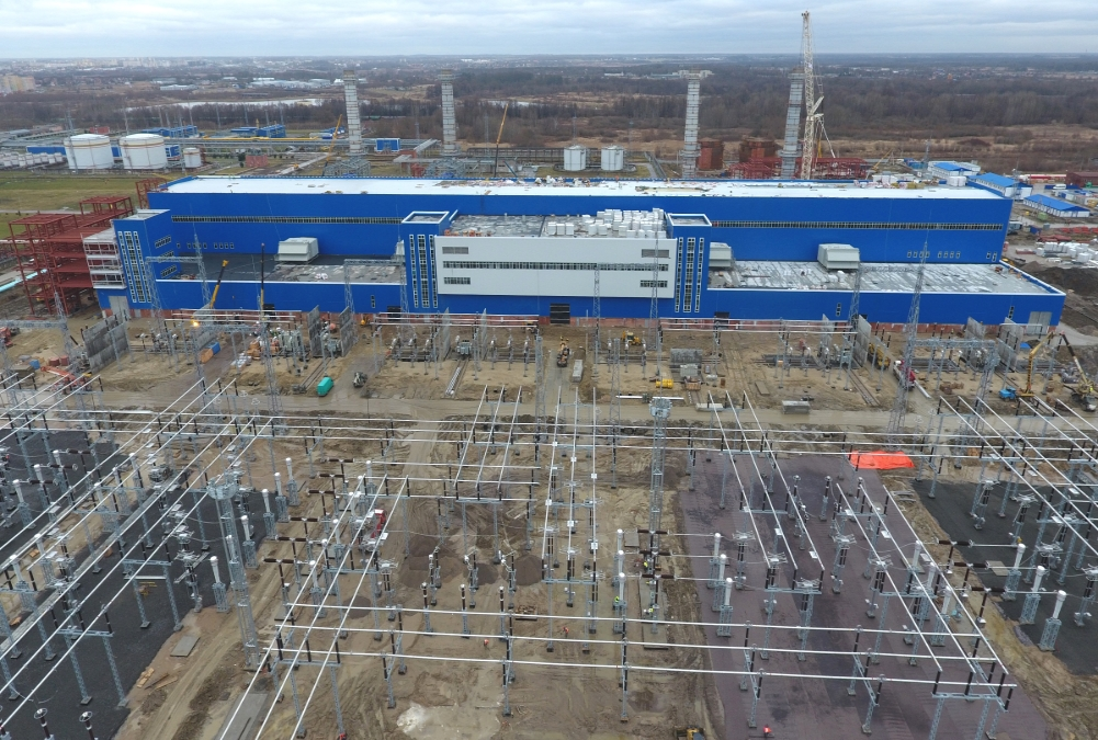 Prosoft-Systems is helping to build the most powerful power plant in the Kaliningrad region