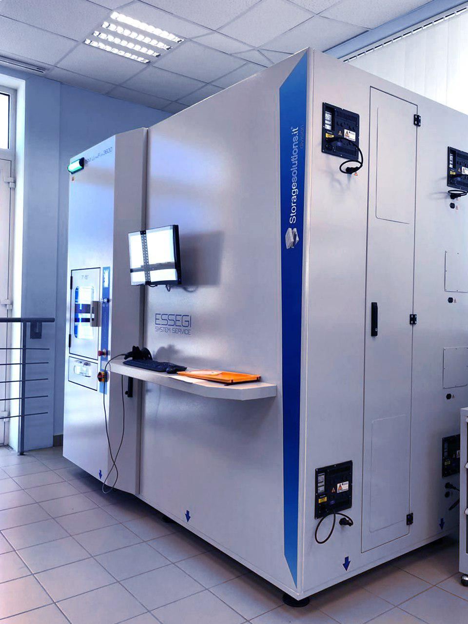 Prosoft-Systems Installs European Smart Storage System for SMD Components