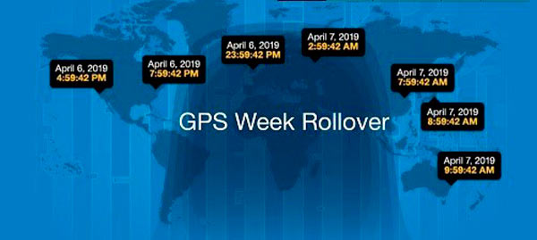 Get ready for GPS Week Number Rollover