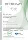 Сертификат соответствия СМК требованиям ISO 9001:2015.  Компания ООО «НПФ «Прософт-Е»  (на английском языке)