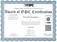 Сертификат подтверждает успешное прохождение испытаний REGUL R500 в Европейской сертификационной лаборатории и совместимость оборудования с промышленным протоколом OPC UA (Unified Architecture).