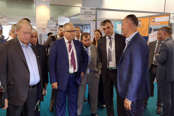 Russian design engineers demonstrated compliance with the world standards at the 47th Session of CIGRE