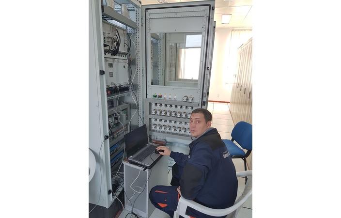 АВАНТ К400 организует каналы связи для РЗ и ПА по ВЛ 500 кВ в Таджикистане