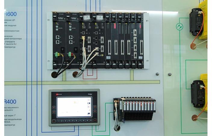 «Прософт-Системы» представили новый специализированный ПЛК REGUL 500S на выставке «ПТА-Урал 2018»
