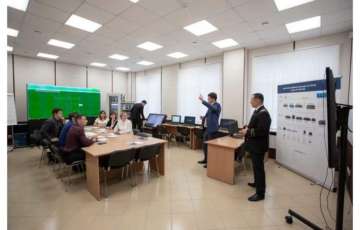 В Учебном комплексе «Россети Ленэнерго» запущены пилотные программы по управлению цифровым оборудованием