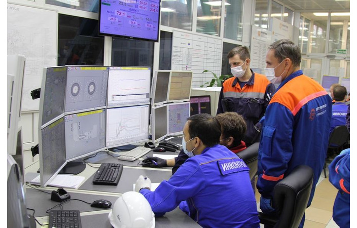 Russia's first gas turbine plant process automation system was developed based on REGUL R500 controllers