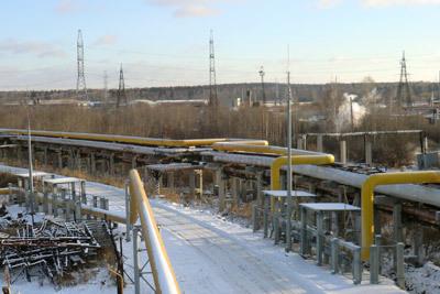 Завершена реконструкция коммерческих узлов учета газа  на ОАО «Энел» ОГК-5 филиала Среднеуральской ГРЭС
