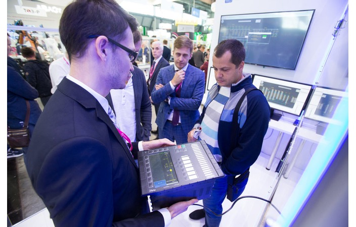 Prosoft-Systems Presents Solutions for Digital Production at Innoprom 2019