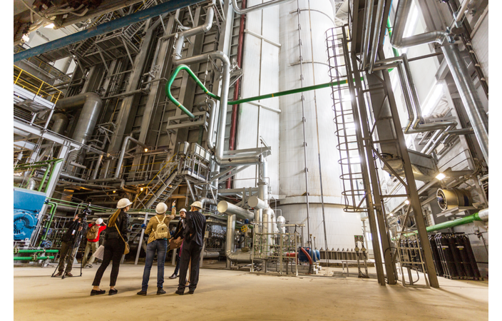 The new Verkhnetagilskaya power plant has been equipped with «Prosoft-Systems» hardware