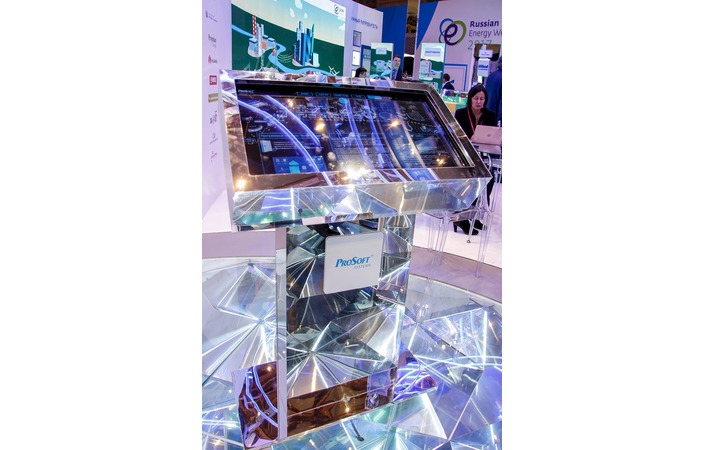 High-performance evaluation of «Prosoft-Systems» company's hardware at 1Russian Energy Week» International Forum