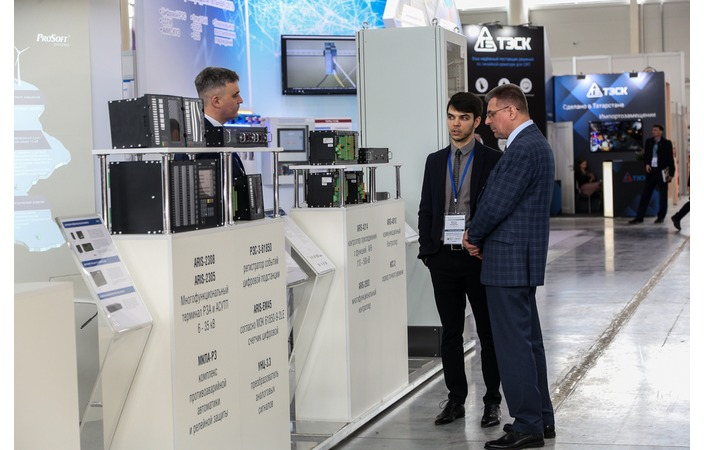 Tatarstan Experts Discuss Use of Prosoft-Systems Equipment at Digital Substations